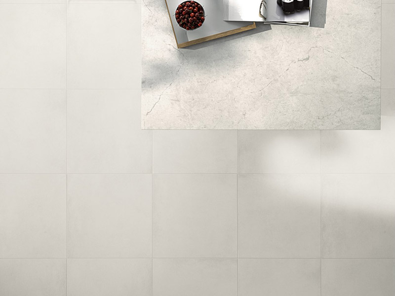 carrelage plan de travail cuisine 60x60 finest carrelage sol aspect metal x metallica silver ou. Black Bedroom Furniture Sets. Home Design Ideas