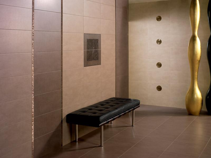 Kazan 25x50 for Carrelage salle de bain beige texture