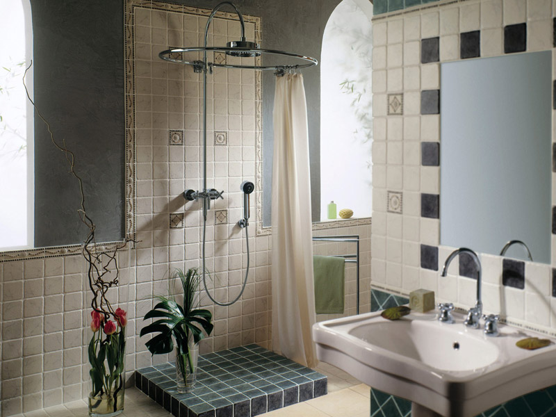 Carrelage salle de bain 20x20 for Carrelage 20x20 blanc bossele