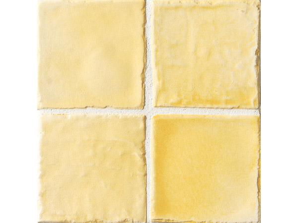carrelage jaune sol