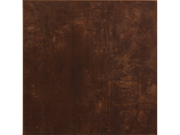 Carrelage ceramic 39 ardenne 42ki 28 kidal marron 45x45 for Carrelage sol marron