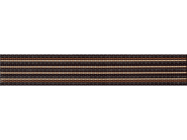 carrelage ceramic 39 ardenne kofcr003 4 listel velur marron 11 8x70. Black Bedroom Furniture Sets. Home Design Ideas