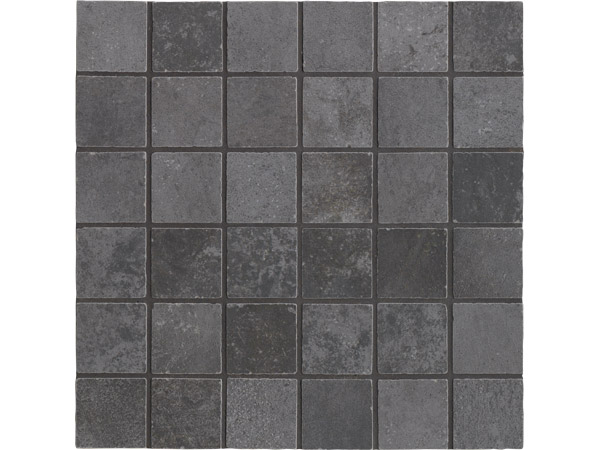 Carrelage 5x5 noir for Table en mosaique pas cher